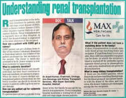 a short description to understand renal transplant
