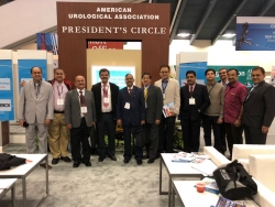 with indian urologists at aua-san francisco—may-20